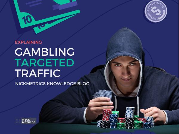 Gambling Targeted Traffic Blog Featured Image