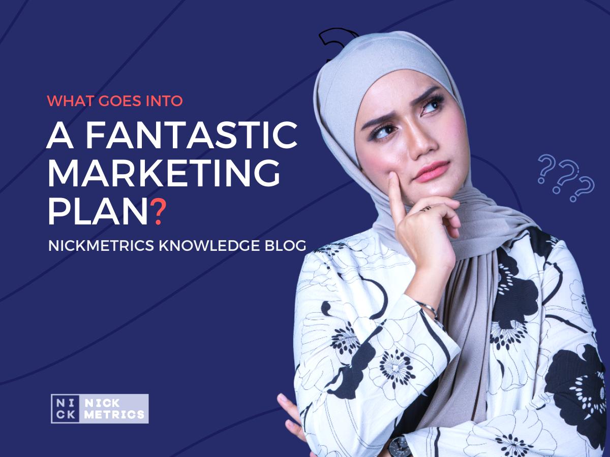 Fantastic Marketing Plan Blog Featured Image