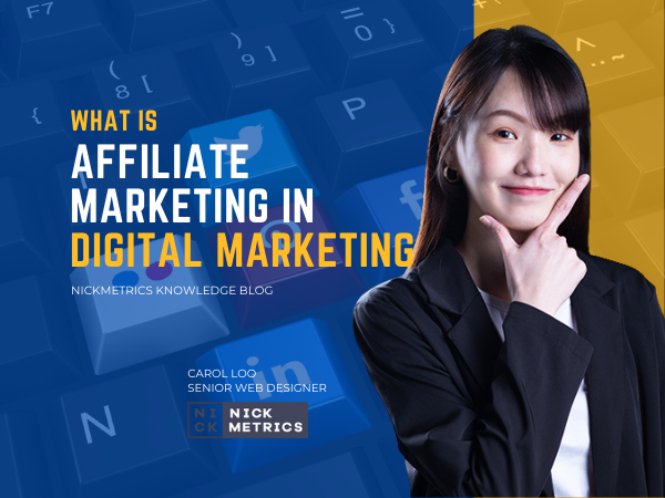 What Is Affiliate Marketing In Digital Marketing Blog Featured Image