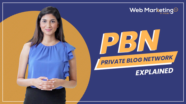 PBN (Private Blog Network)Explained Blog Featured Image