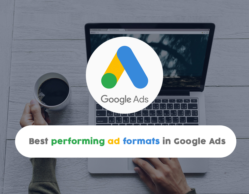 Best performing ad formats in Google Ads