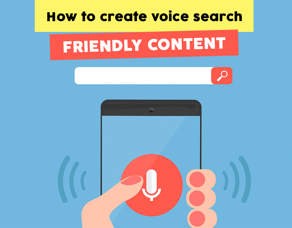 How to create voice search friendly content