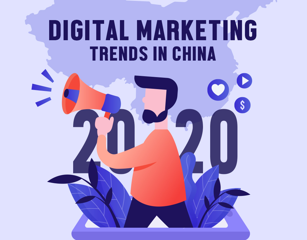 Digital marketing trends in China