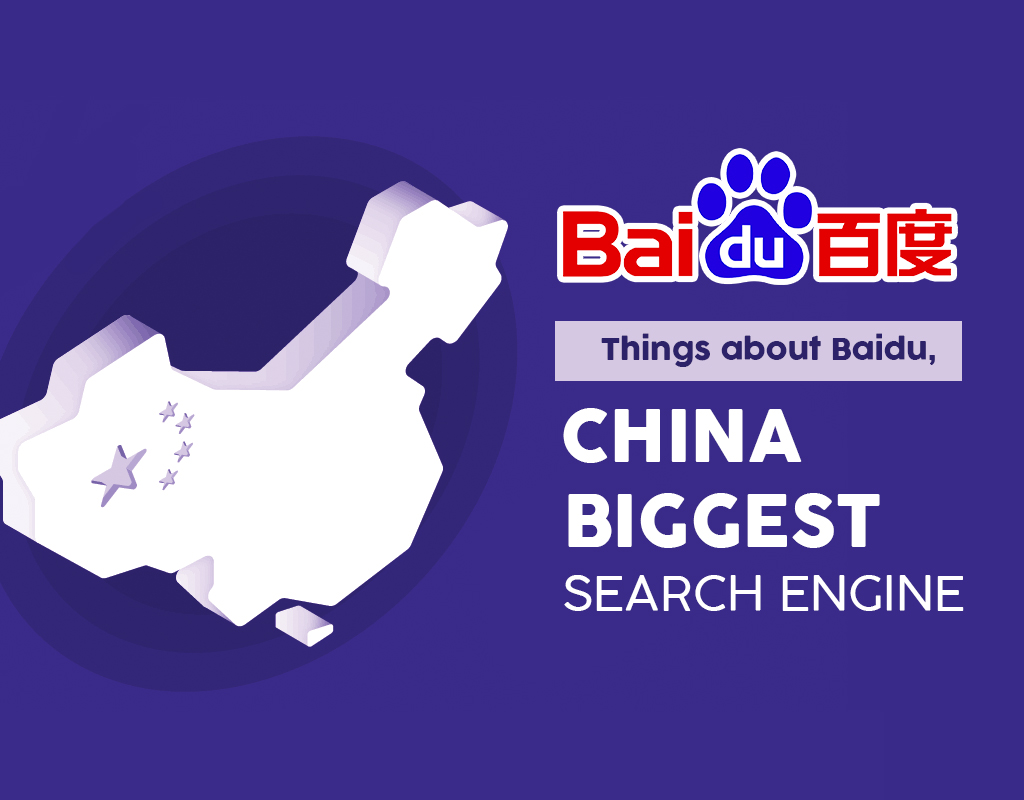 Things about Baidu, China biggest search engine (Part 1)