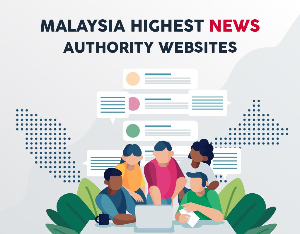 Malaysia's Highest Tech Authority Websites