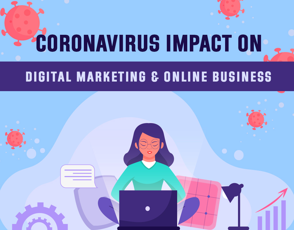 CoronaVirus Impact On Digital Marketing & Online Business