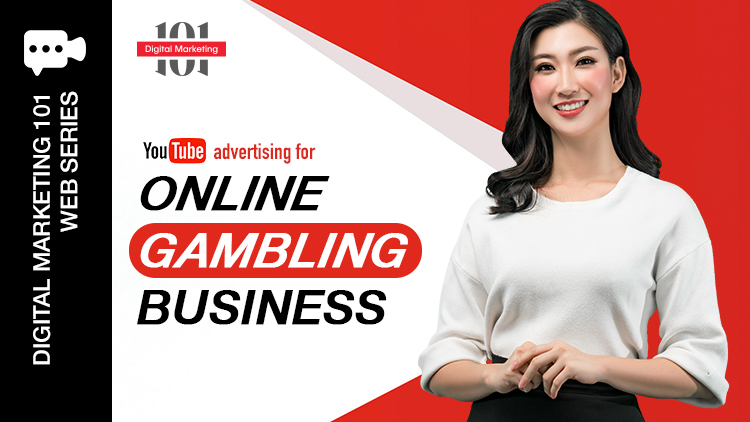 YouTube Advertising For Online Gambling Business Blog Feautred Image