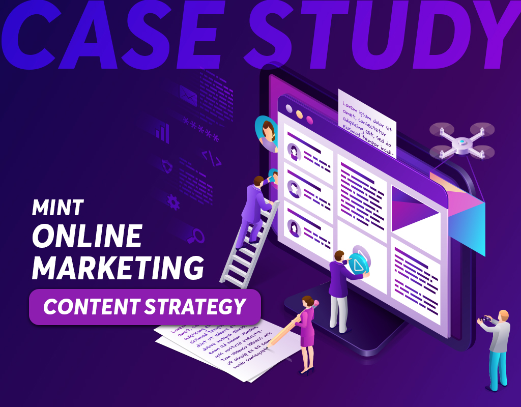 Case Study: Mint Online Marketing Content Strategy