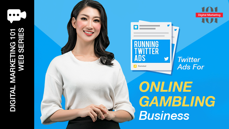 Twitter Ads For Online Gambling Business Blog Featured Image