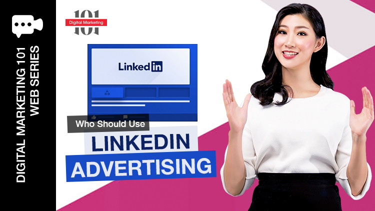 Who Should Use Linkedin Advertising Blog Featured Image