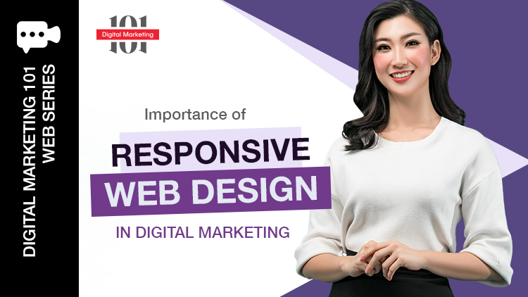Importance of Responsive Web Design In Digital Marketing Blog Featured Image