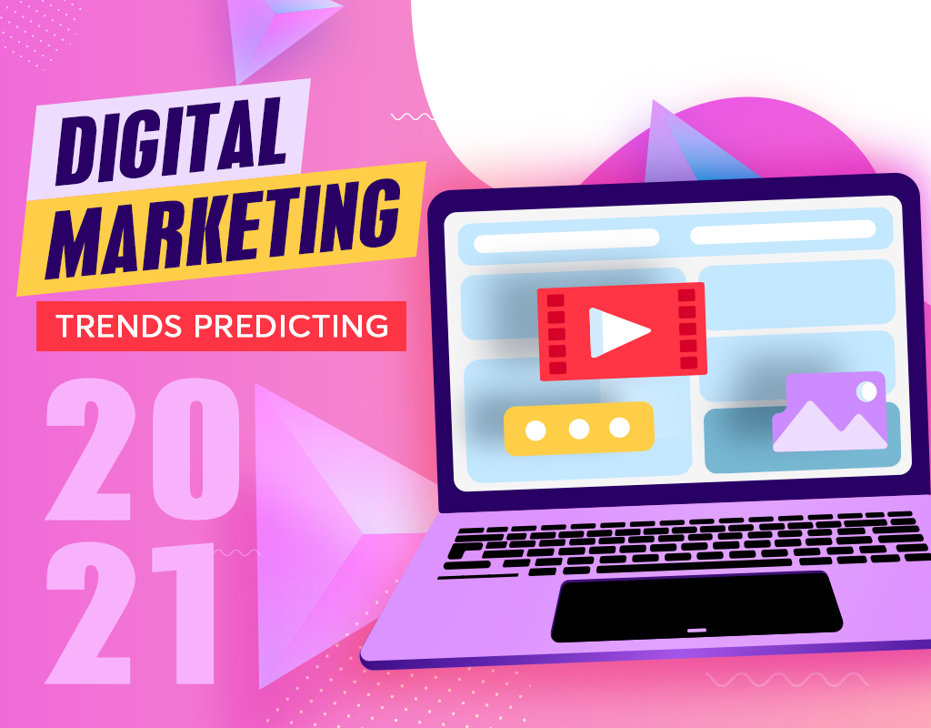 Predicting 2021 Digital Marketing Trends