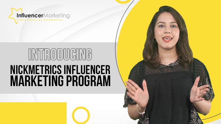 NickMetrics Influencer Marketing Video Series Blog Featured Image
