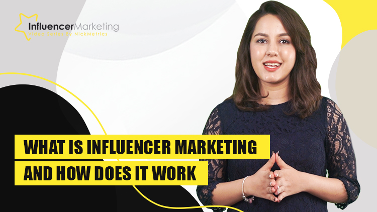 What Is Influencer Marketing and how does it work Blog Featured Image