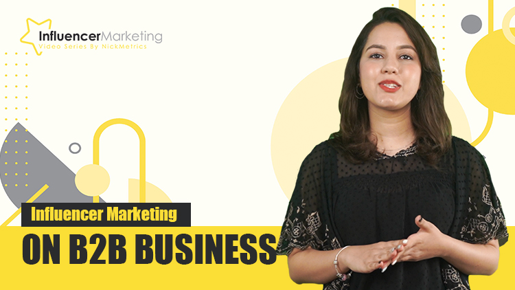 Influencer Marketing On B2B Business Blog Featured Image