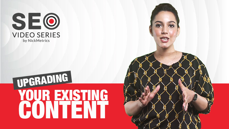 Upgrading Your Existing Content Blog