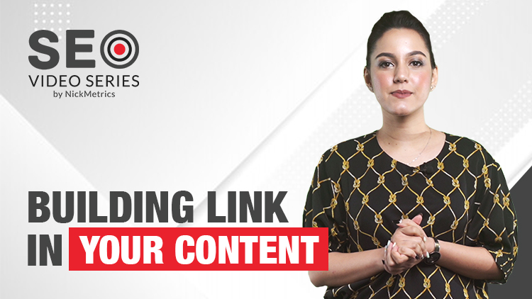 Building Link In Your Content For SEO Blog Featured Image