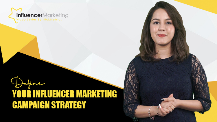 Define Your Influencer Marketing Campaign Strategy Blog Featured Image