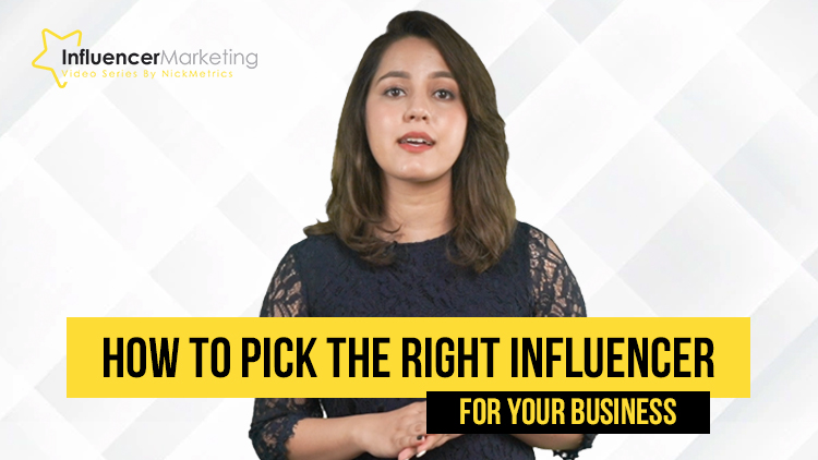 How To Pick The Right Influencer For Your Business Blog Featured Image