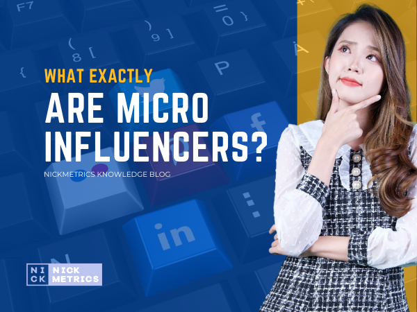 What Are Micro Influencers Blog Featured Image