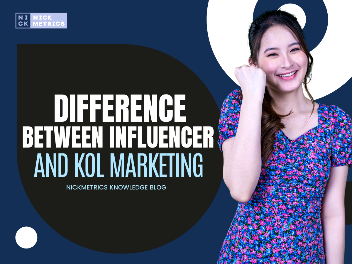 Influencer And KOL Marketing Blog Featured Image