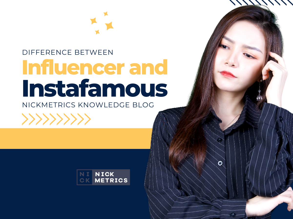 Influencer And Instafamous Blog Featured Image
